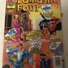 Fantastic Four Vol 3 #33 VF/NM Salvador Larroca Marvel Comics