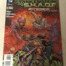 Frankenstein Ageent of S.H.A.D.E #13 VF/NM DC Comics The New 52
