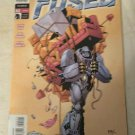 Fused #2 VF/NM Steve Niles Dark Horse Rocket Comics
