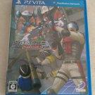 Earth Defense Force 3 Portable (Sony PlayStation Vita 2012) Japan Import PS Vita