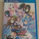 Tyoujigen taisen Neptunia VS SEGA hard girls (PlayStation) Japan Import PS Vita