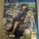 Sword Art Online Lost Song (Sony PlayStation Vita, 2015) Japan Import PS Vita