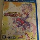 God Dimension Idol Neptune PP (Sony PlayStation Vita, 2013) Japan Import PS Vita