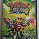 Ratchet & Clank 4th (Sony PlayStation 2) Japan Import With Manual Tested PS2