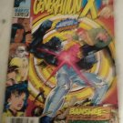 Generation X #-1 Minus 1 Flashback F/VF Newstand Edition Marvel Comic X-men Xmen