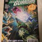 Green Lantern New Guardians #5 VF/NM Tony Bedard DC Comics The New 52