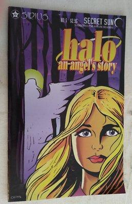 Halo an Angel's Story #1 Fine Sirius Comics