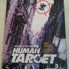 Human Target #3 VF/NM DC Comics