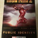 Iron Man 2 Public Enemy #1 VF/NM Marvel Comics
