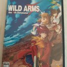 Wild Arms The 4th Detonator (Sony PlayStation 2, 2005) W/Manual Japan Import PS2