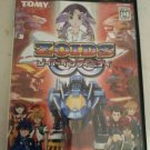 Zoids Infinity Fuzors (Sony PlayStation 2) Japan Import Tested PS2