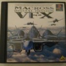 Macross Digital Mission VF-X (Sony PlayStation 1)) Japan Import PS1 PS2