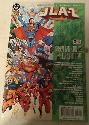 JLA-Z #2 VF/NM DC Comics Justice League