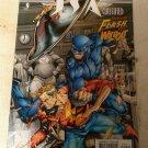 JSA Classified #9 VF/NM DC Comics Flash Vs WIldcat Justice Society