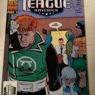 Justice League America #53 VF/NM Keith GIffen J M DeMatties DC Comics