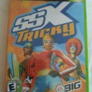 SSX Tricky Platinum Hits (Microsoft Xbox Original, 2001) With Manual Tested