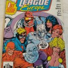 Justice League Europe #1 VF/NM Keith Giffen J M DeMatteis DC Comics