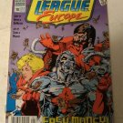 Justice League Europe #10 VF/NM Newstand Ed Keith Giffen J M DeMatteis DC Comics