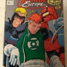 Justice League Europe #11 F/VF Newstand Ed Keith Giffen DC Comics