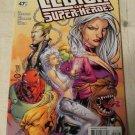 Legion of Super-heroes Vol 5 #47 VF/NM Jim SHooter DC Comics