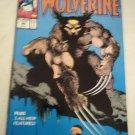 Marvel Comics Presents #85 F/VF 1st App Cyber ----/ Wolverine Firestar Speedball