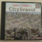 City Bravo! (Sony PlayStation 1) Japan Import Tested PS1 PS2