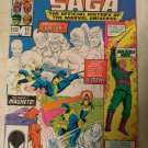 Marvel Saga The Offical History of the Marvel Universe #11 VF/NM