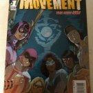 Movement #1 VF/NM Gail Simone DC Comics The New 52