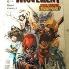 Movement #12 VF/NM Gail Simone DC Comics The New 52