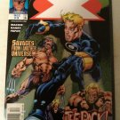 Mutant X #3 VF/NM Newstand Edition Marvel Comics X-men Xmen