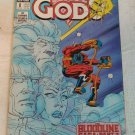New Gods #8 DC Comics 1989
