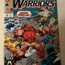 New Warriors #12 VF/NM Marvel Comics