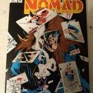 Nomad #4 VF/NM Dead Man's Hand Pt 2 Deadpool The Punisher Daredevil