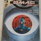 Omac Project #1 3rd Print Variant VF/NM Greg Rucka Infinite Crisis DC Comics