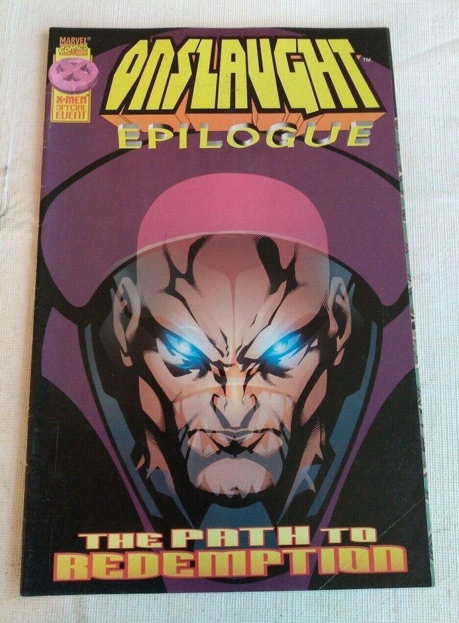 Onslaught Epilogue #1 VF/NM Marvel Comics X-men Xmen