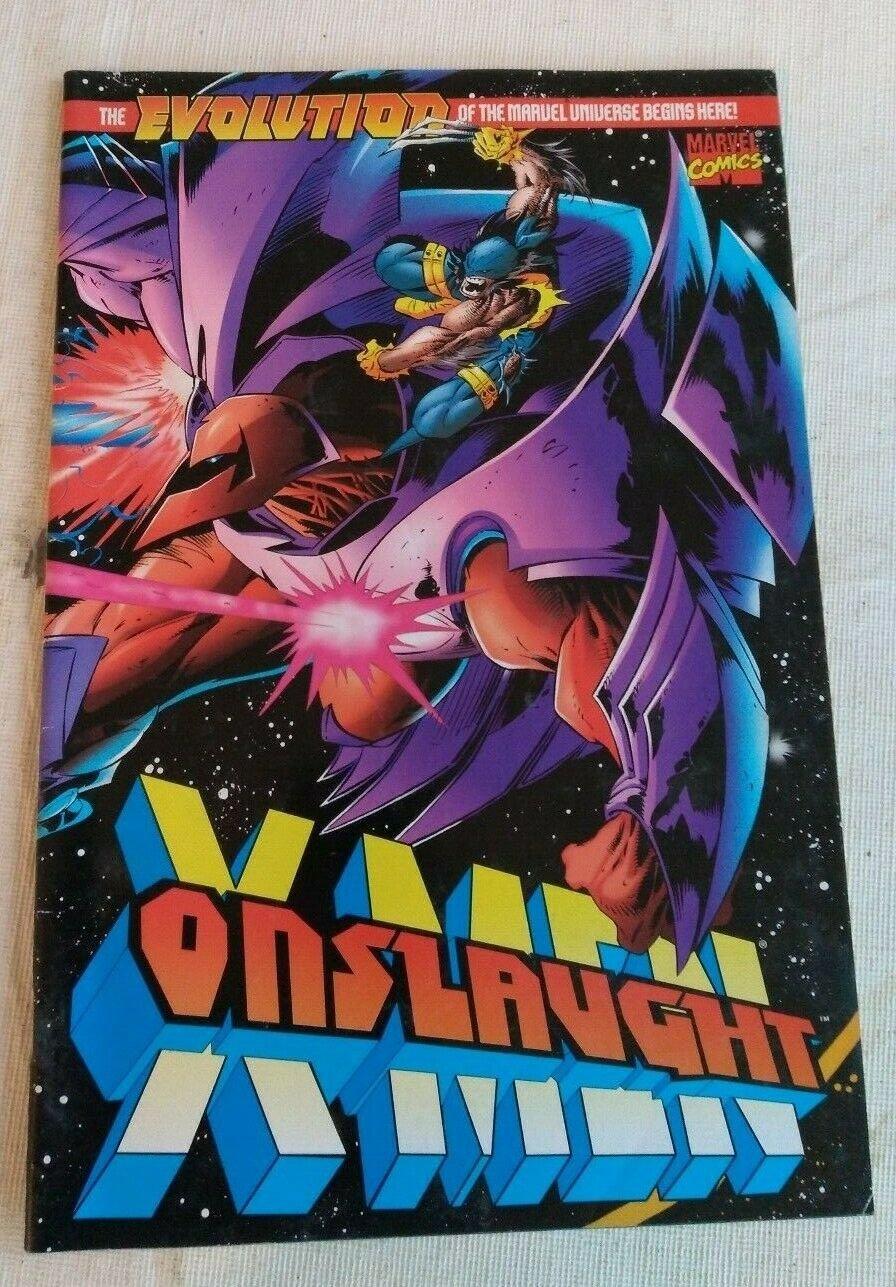 Onslaught X-men #1 VF/NM Marvel Comics Xmen