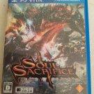 Soul Sacrifice (Sony PlayStation Vita, 2013) Japan Import PS Vita