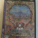 Final Fantasy XI Online: Treasures of Aht Urhgan (PlayStation) Japan Import PS2