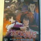 Rurouni Kenshin: Enjou Kyoto Rinne (Sony PlayStation 2, 2006) Japan Import PS2