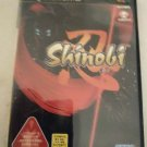 Shinobi (Sony PlayStation 2, 2002) with Manual Japan Import PS2