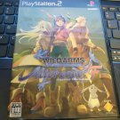 Wild Arms: Alter Code F (Sony PlayStation 2, 2005) with Manual Japan Import PS2