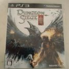 Dungeon Siege III (Sony PlayStation 3, 2011) W/ Manual Japan Import PS3