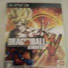 Dragon Ball XenoVerse (Sony PlayStation 3, 2015) With Manual Japan Import PS3