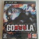 Godzilla (Sony PlayStation 3) With Manual Japan Import PS3