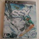SSX (Sony PlayStation 3, 2012) With Manual Japan Import PS3