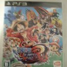 One Piece Unlimited World R (Sony PlayStation 3) With Manual Japan Import PS3