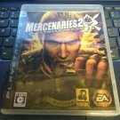 Mercenaries 2: World in Flames (Sony PlayStation 3, 2008) Japan Import PS3