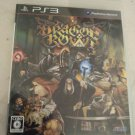 Dragon's Crown (Sony PlayStation 3, 2013) With Manual Japan Import PS3