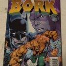 Power Company Bork #1 VF/NM Kurt Busiek DC Comics