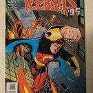 R.E.B.E.L.S 95 #11 VF/NM DC Comics